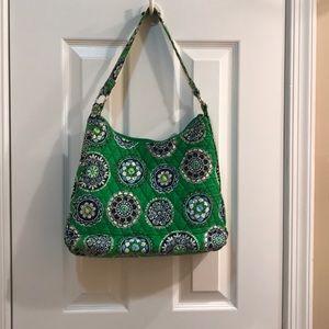 ⚡️FINAL PRICE⚡️ Vera Bradley green bag/purse!